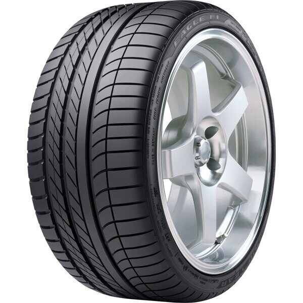 Goodyear EAGLE F1 Asymmetric SUV 255/55 R19